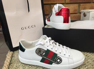 Sezona Damgasını Vuran Gucci Ayakkabı Modelleri