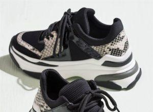 Bu yılın modası ayakkabılar