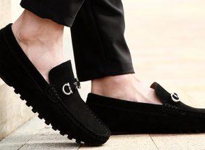 Siyah Günlük Ayakkabı Erkek