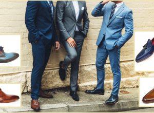 Takım Elbise Altına Ayakkabı Modelleri