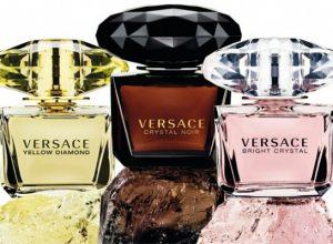 Versace Parfüm Kokuları ile Çevrenizi Büyüleyin!