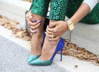 Sivri Burun Ayakkabı Modelleri