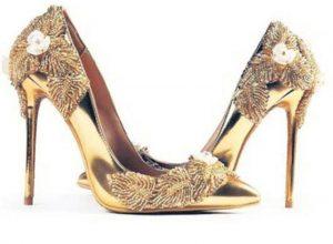 Dünyanın En Güzel Kadın Ayakkabısı